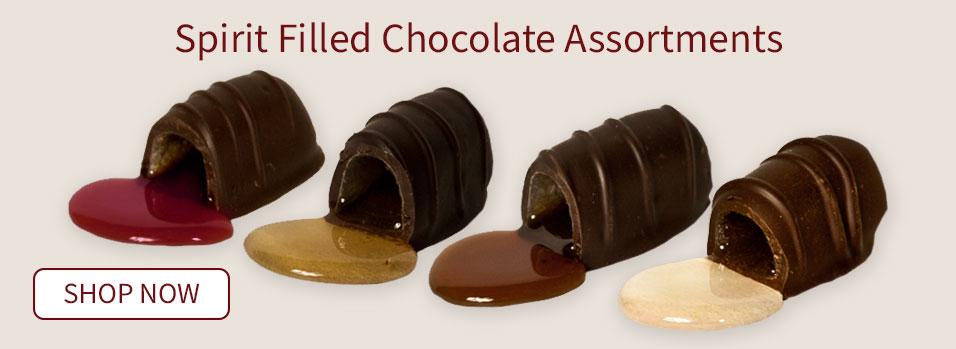 Spirit Filled Chocolate Assortments
