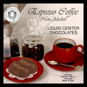 Espresso Coffee Filled Chocolates