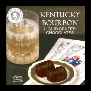 Kentucky Bourbon Filled Chocolates