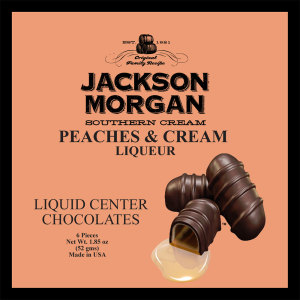Jackson Morgan Peaches & Cream