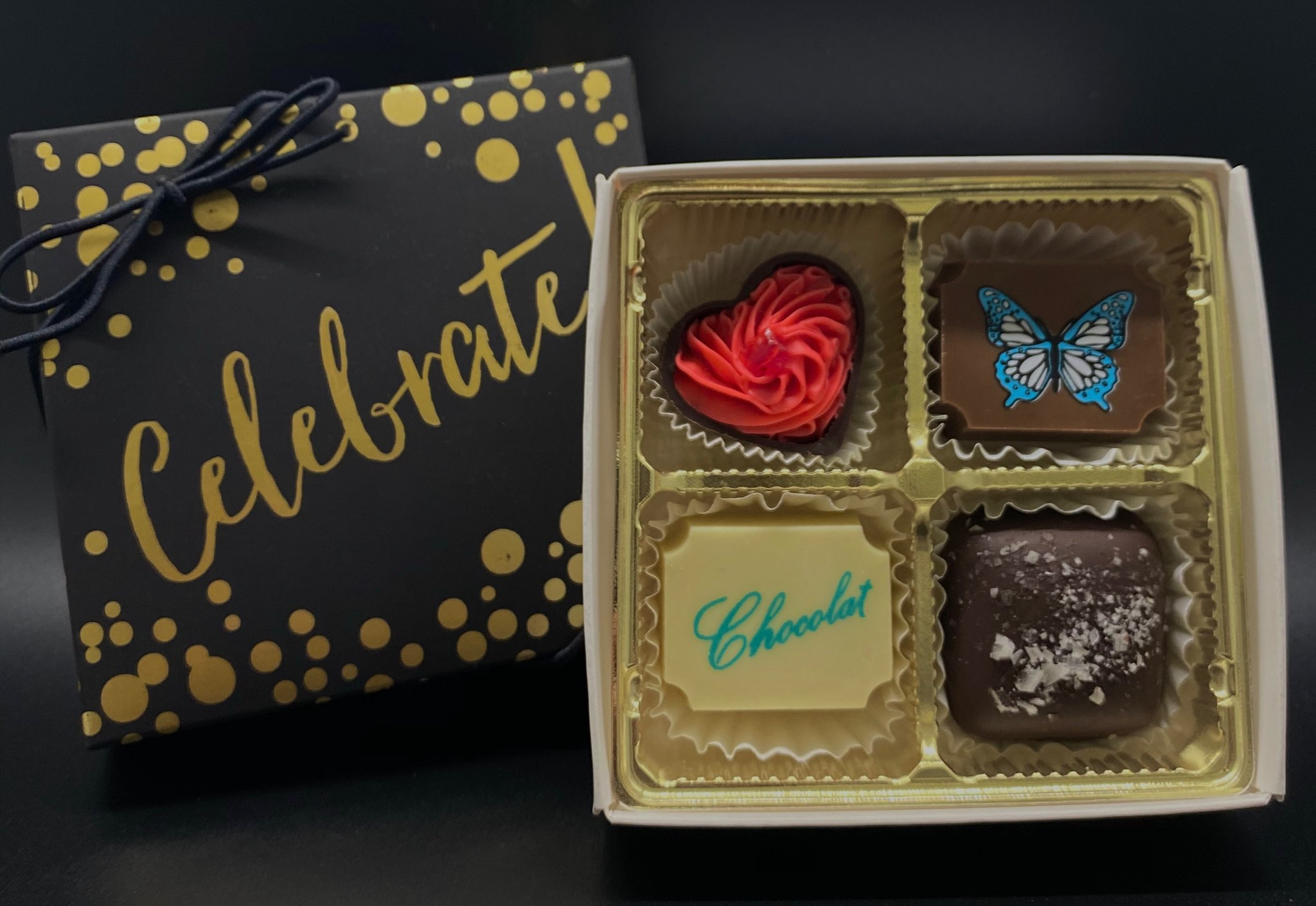Pre-Selected 4 pc Celebrate Assortment!
