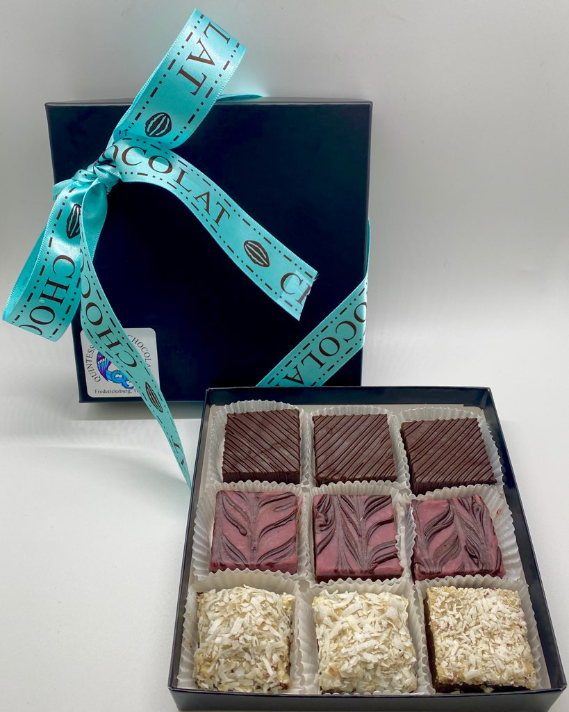 Pre-Selected 9 pc Silk Fudge Assortment!