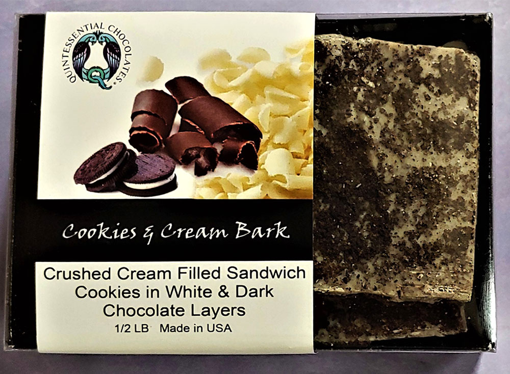 Cookies & Cream Bark