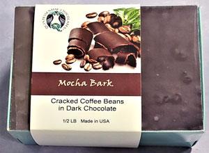 Mocha Dark Chocolate Bark