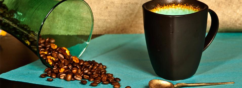 Coffee Filled Chocolates