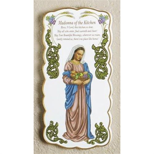 """Bountiful Blessings 8"""" Plaque"""