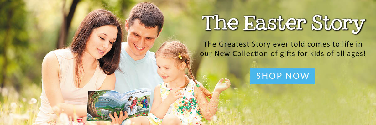Shop our New Collection: The Easter Story!