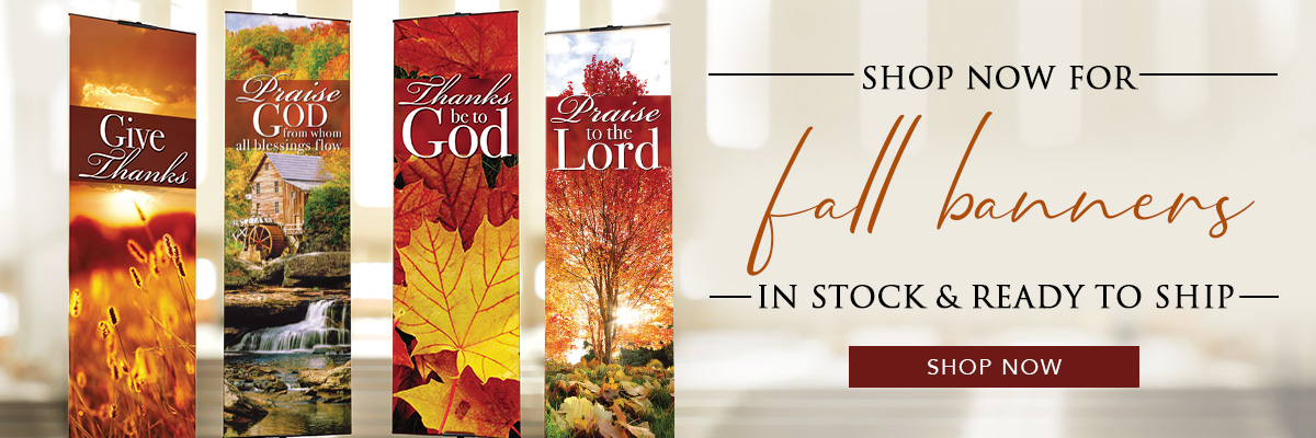 Living Grace New Fall Banner