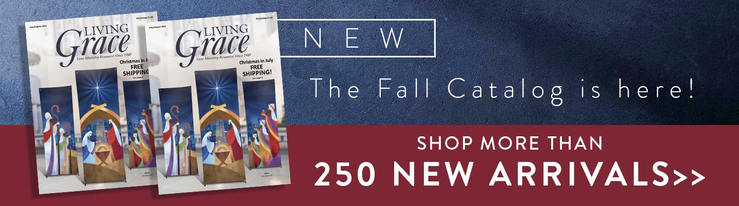 The Fall Catalog is here! Shop more than 250 new arrivals!