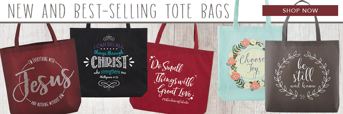 Living Grace Gifts Tote and Gift Bags