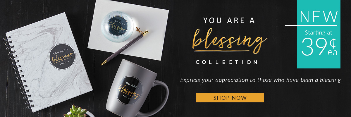 Living Grace Christian Blessing Collection