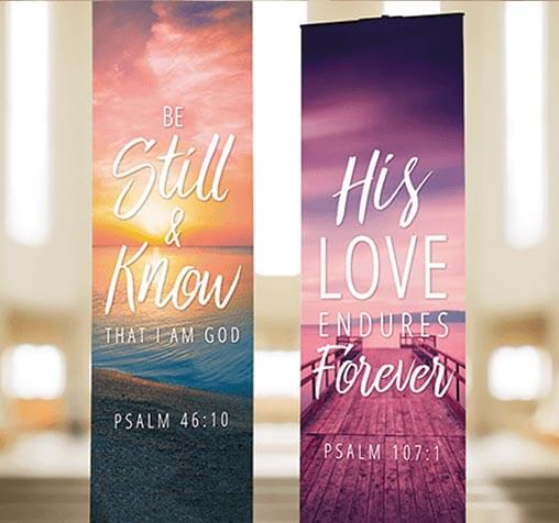 Worship Banners