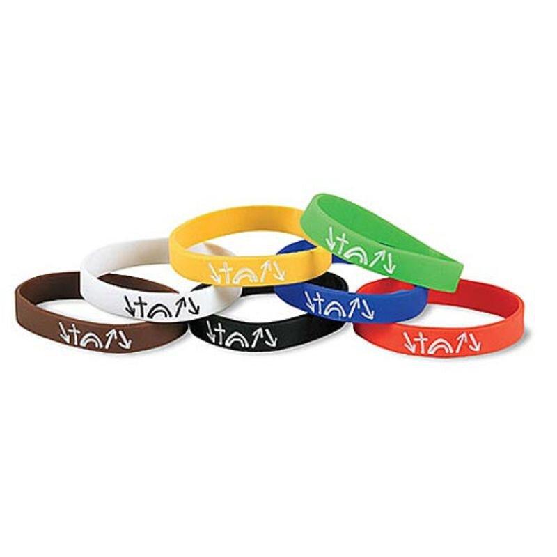 Witness® Silicone Bracelets