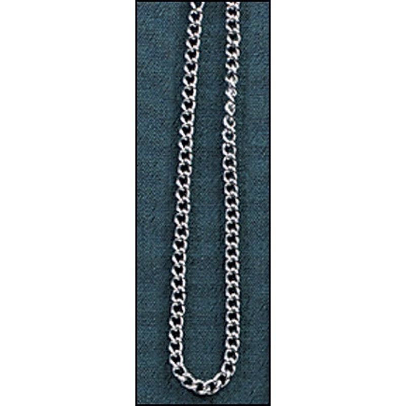 "18"" Stainless Steel Chain - 25/pk"