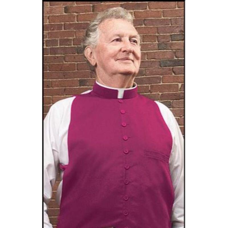 Purple Vest Fron