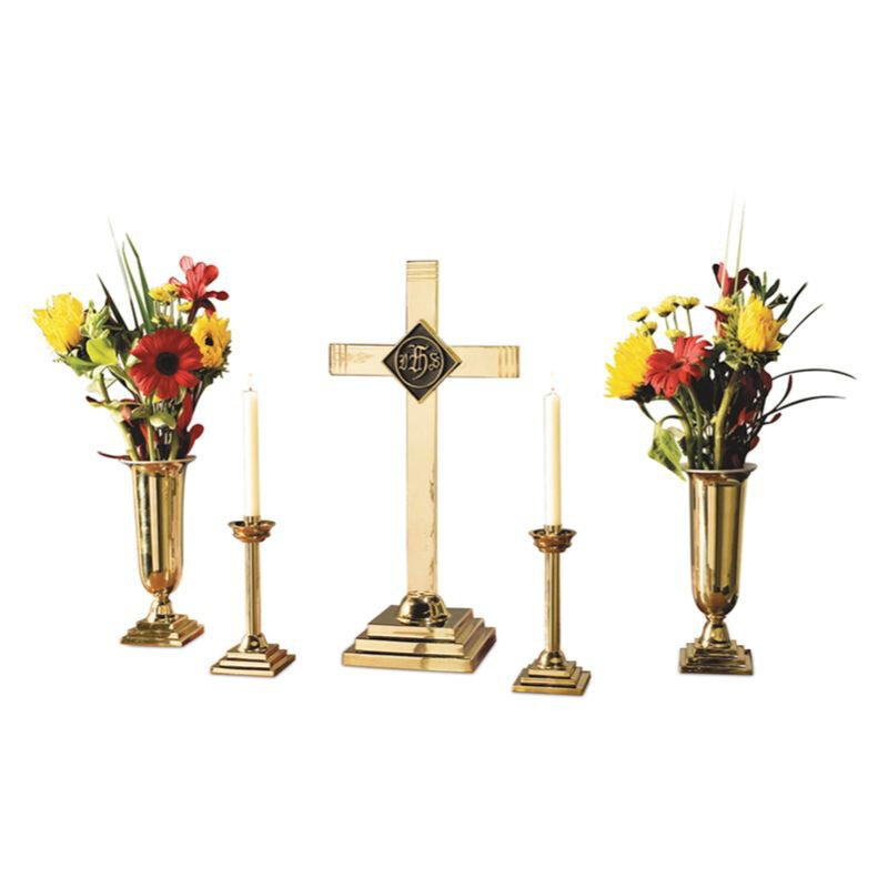 Five-Piece Altar Set