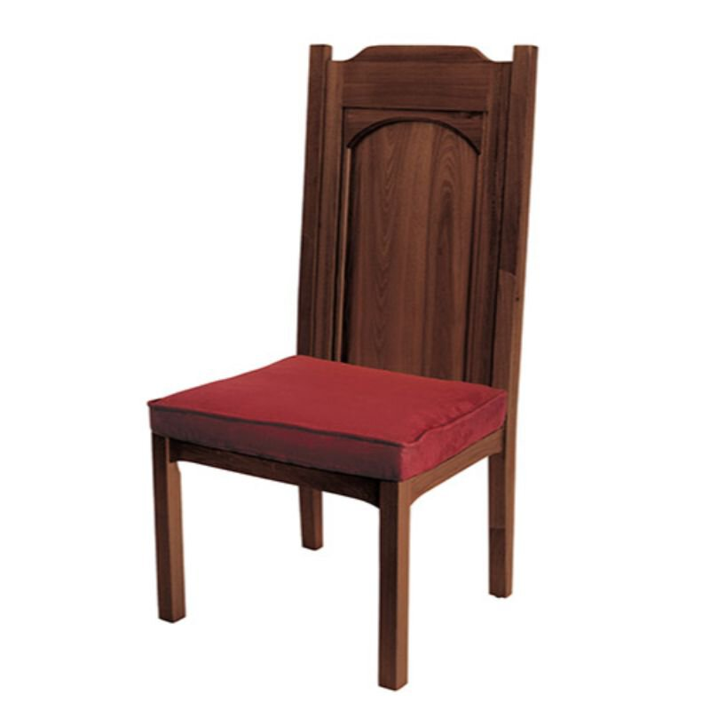 Abbey Collection Side Chair - Walnut Stain