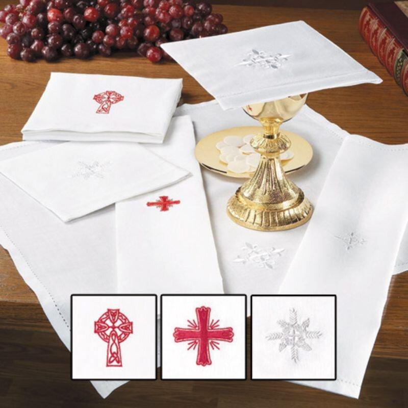 Linen/Cotton Blend Lavabo Towel - 3/pk
