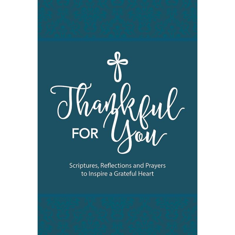 Thankful for You Devotional Book - 12/pk