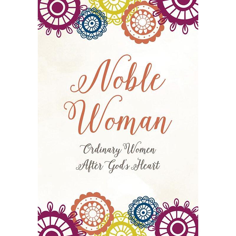 Noble Woman Devotional Book - 12/pk