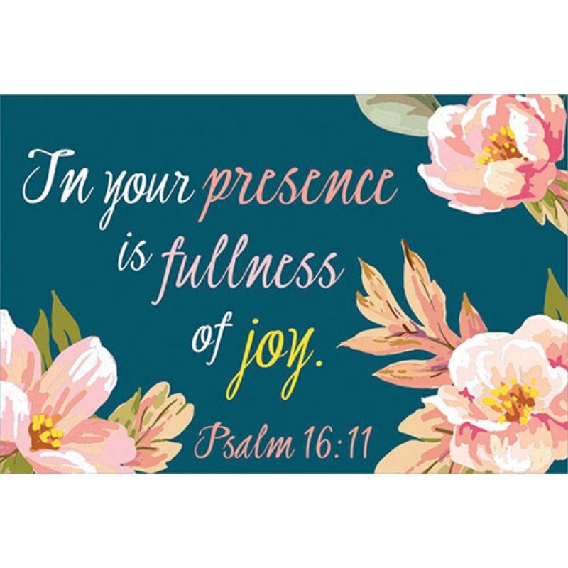 Pass It On Fullness Of Joy