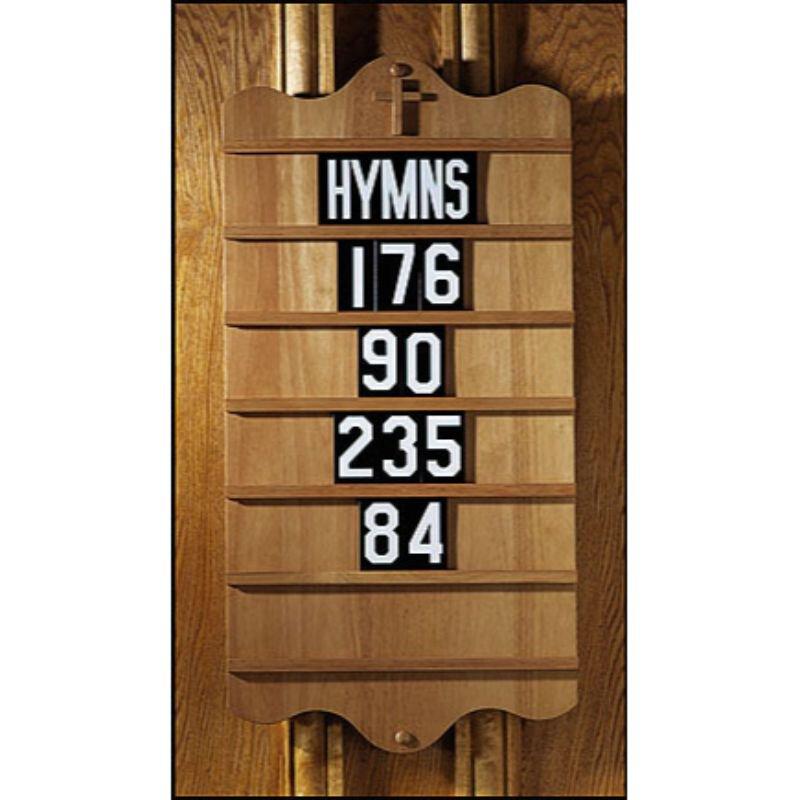 Numeral/HYMN Set