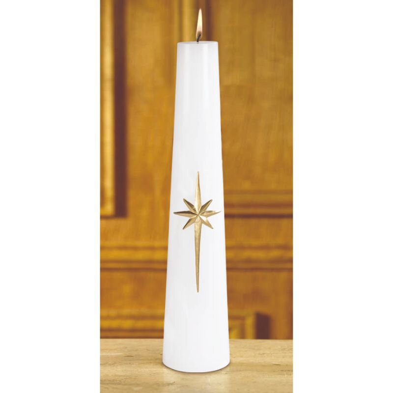 Bright Morning Star Christ Candle