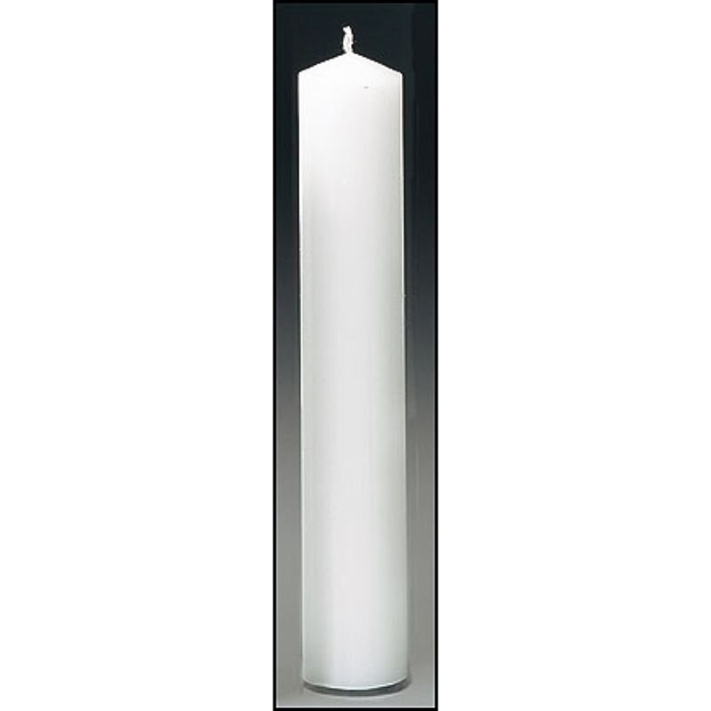 1-1/2 x 9 Stearic Candle