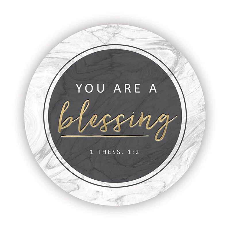 You Are a Blessing Magnet - 36/pk