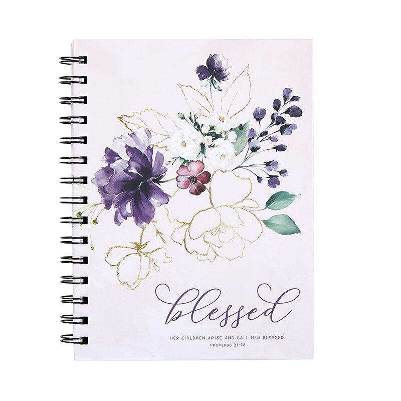Blessed Notebook- 6/pk