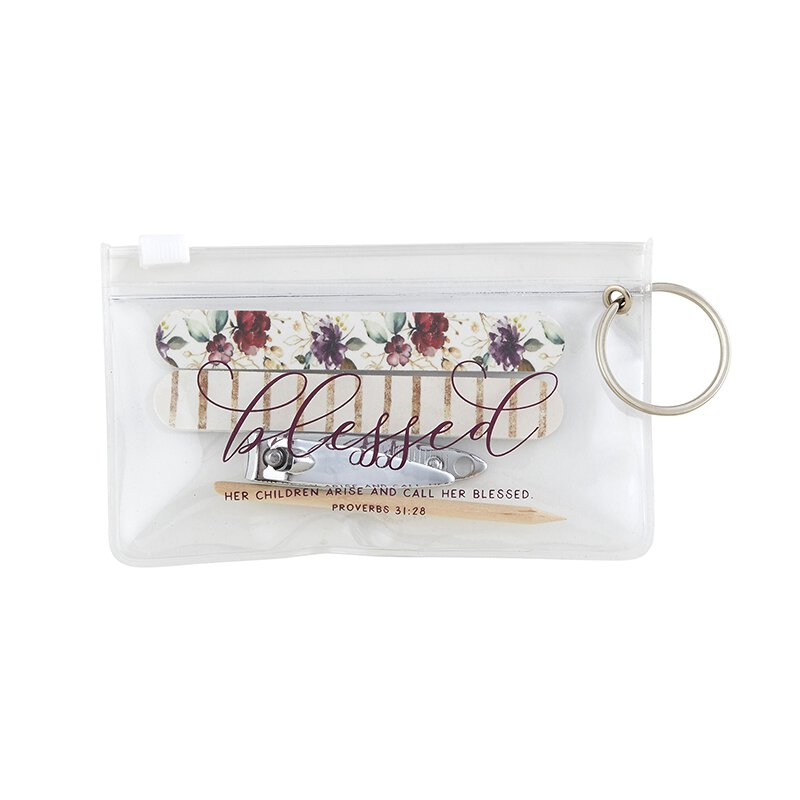 Blessed Manicure Set - 6/pk