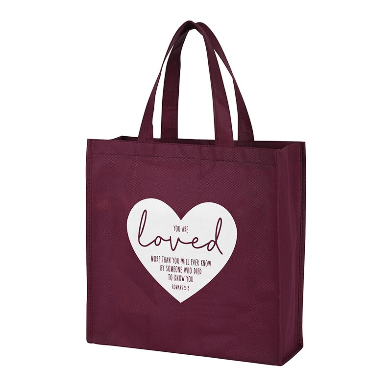 You are Loved Blessing Tote - 12/pk