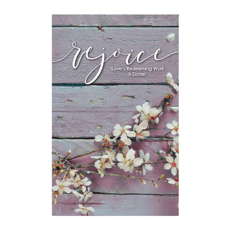 Rejoice Devotional Book - 12/pk (1 to 3 packages)