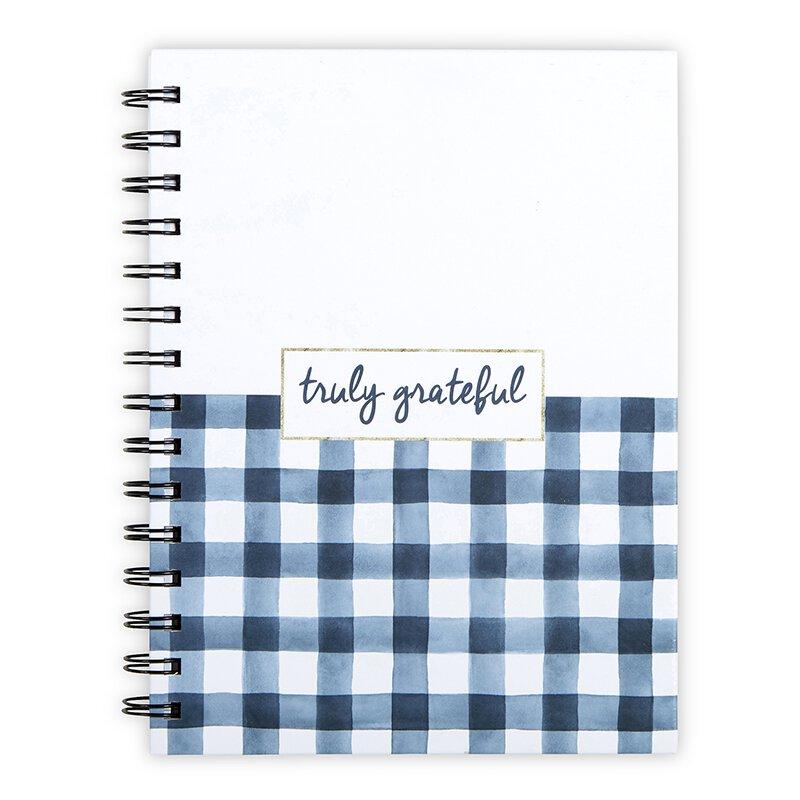 Truly Grateful Notebook - 6/pk