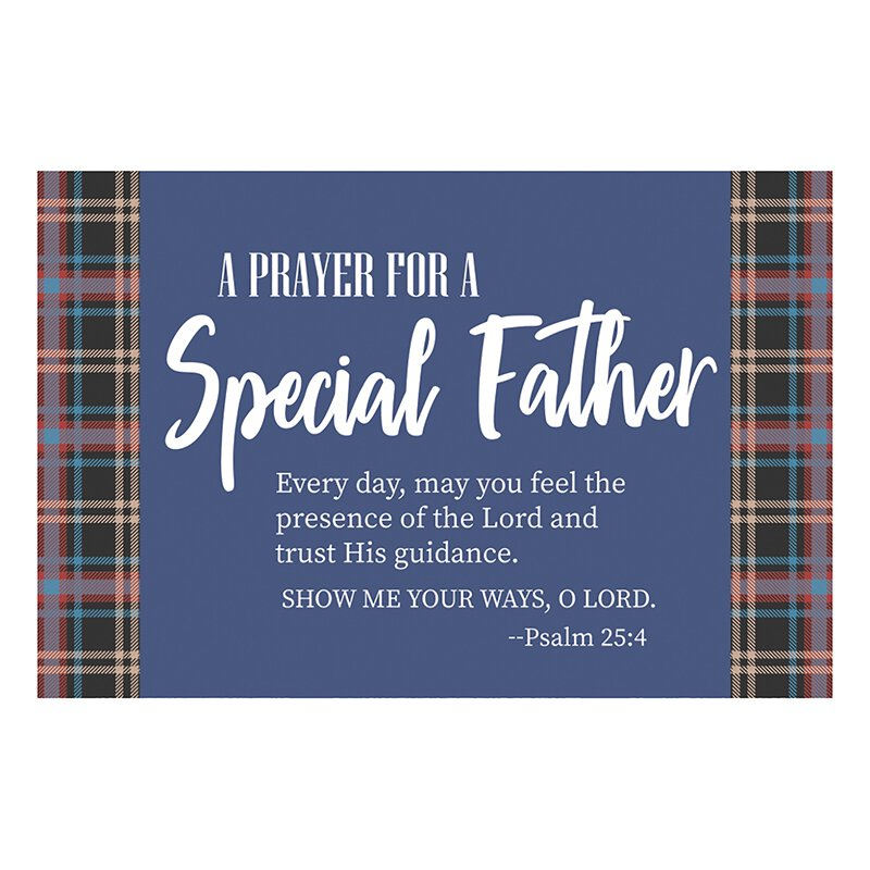 Pass it On - Prayer for a Special Father