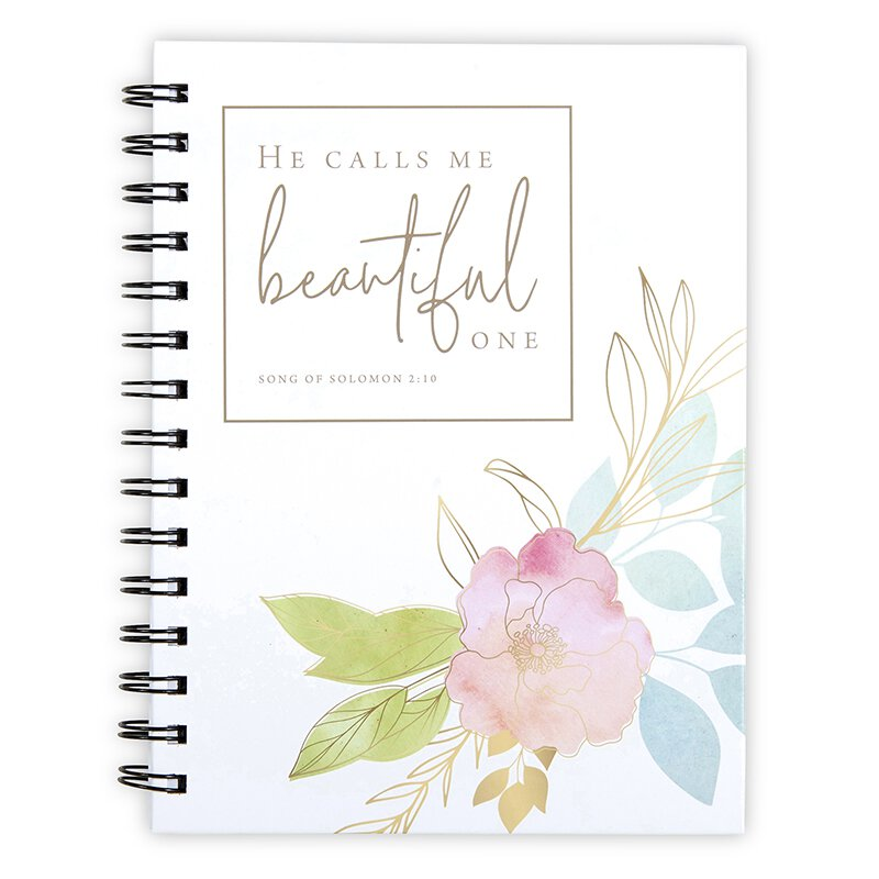 He Calls Me Beautiful One Notebook - 6/pk
