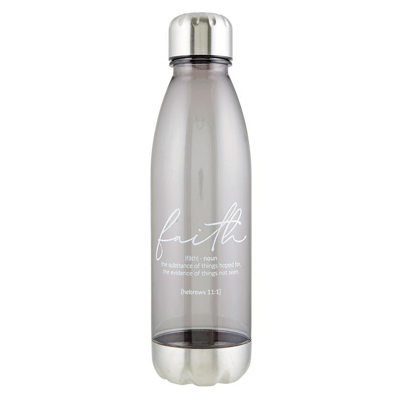 Faith Water Bottle - 4/pk