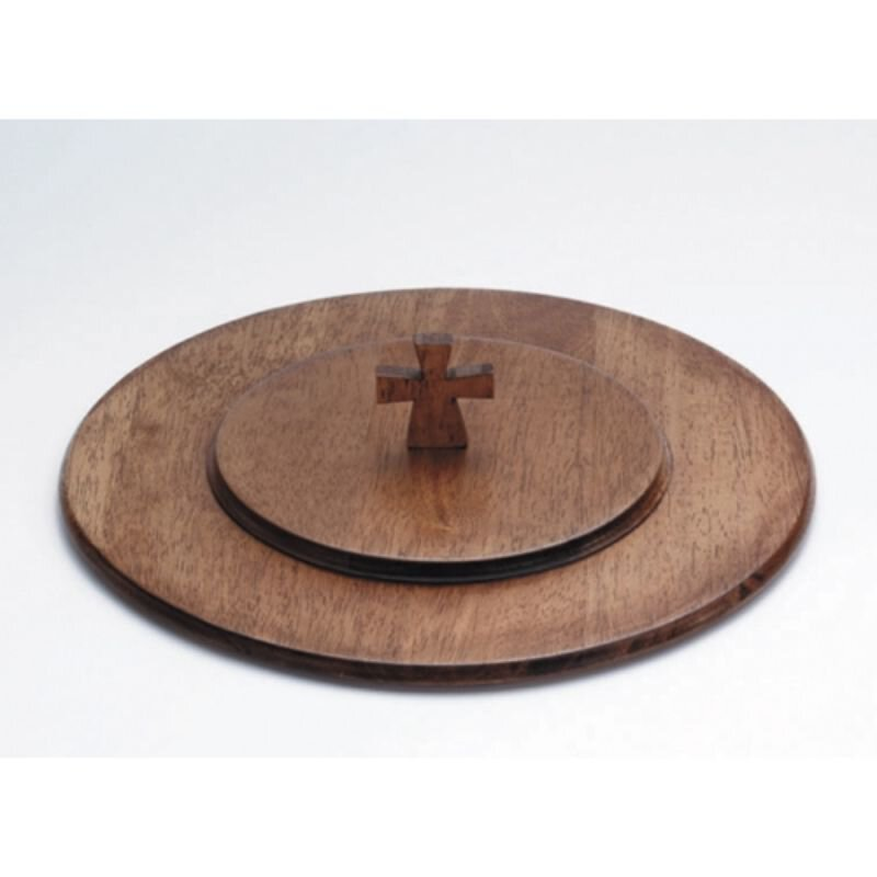 Handcrafted Maple  Communion Tray Lid