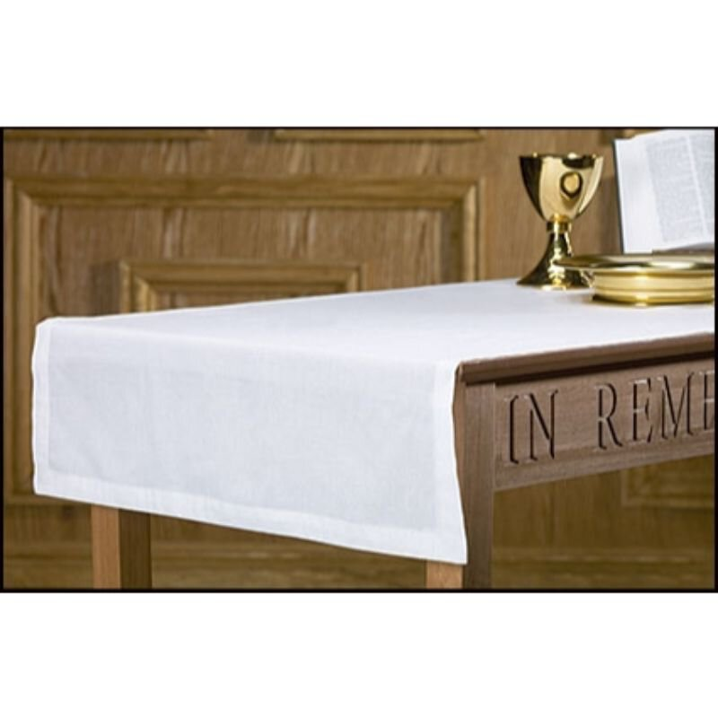Poly/Cotton Blend Altar Runner