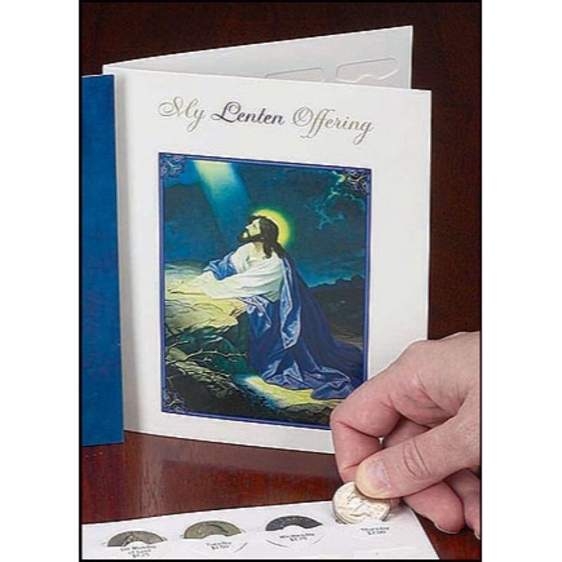 Gethsemane Lenten Offering Folder - 50/pk