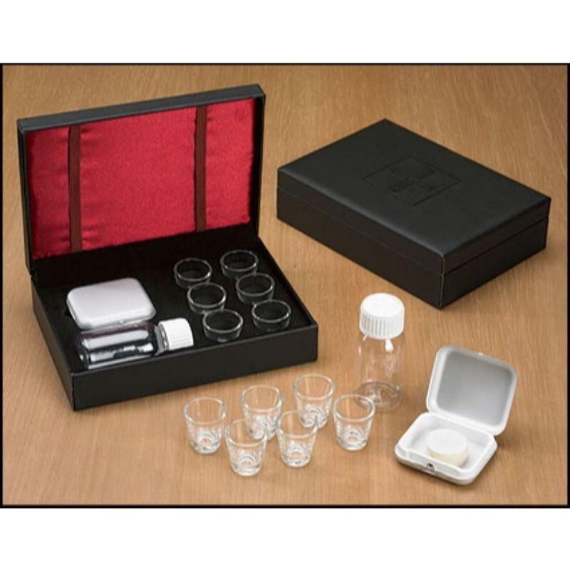 6-Cup Portable Communion Set