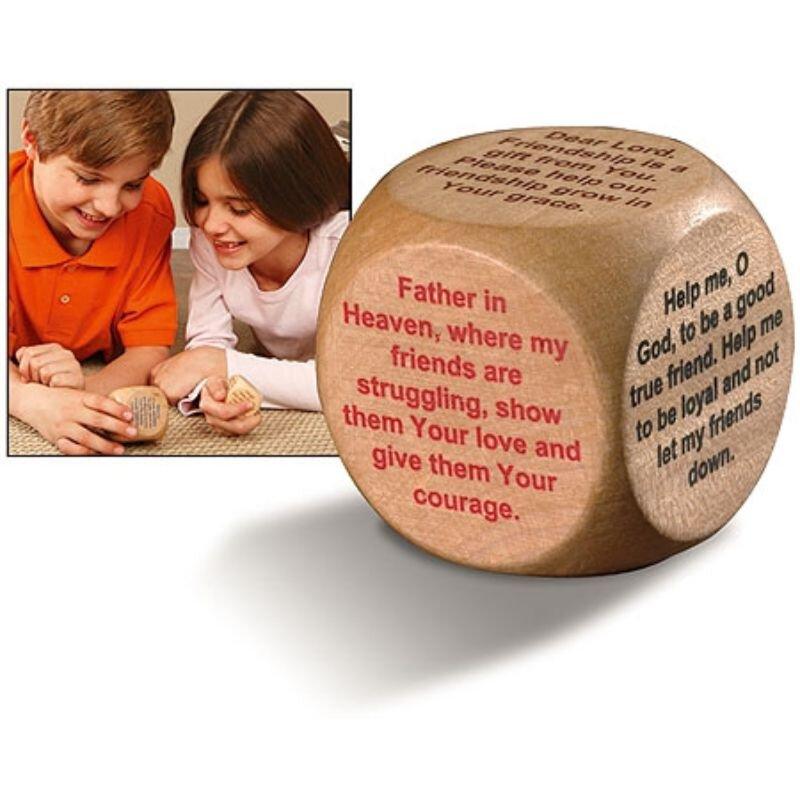 Friendship Prayers Prayer Cube™ - 12/pk