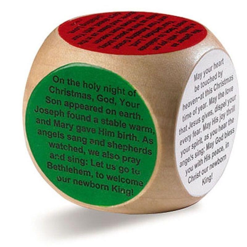 Christmas Prayer Cube™