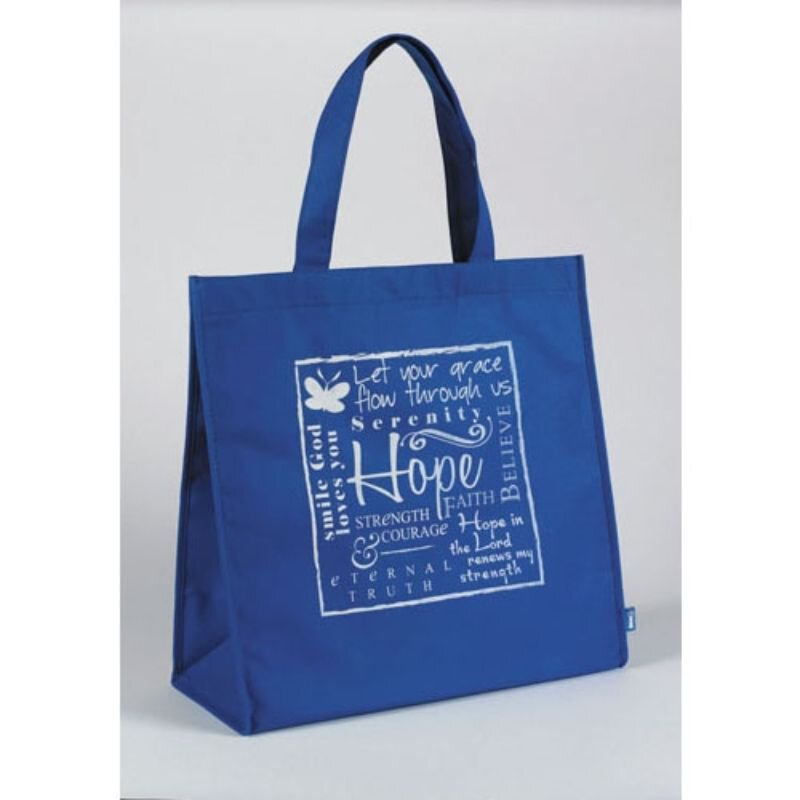 Written Reflections Tote Bag - Hope