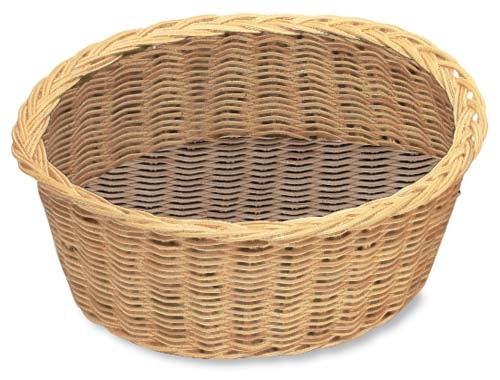 Unlined Round Baskets