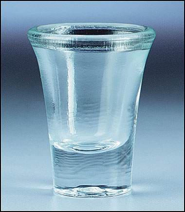 Glass Communion Cup - 12/pk