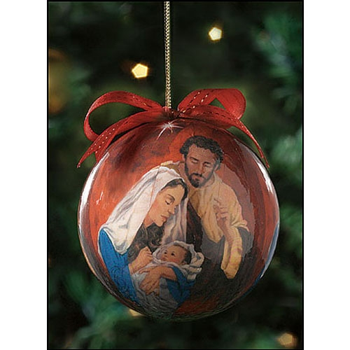 Tidings of Great Joy Ornament