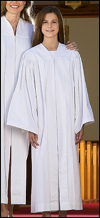 Children's Baptismal Robe