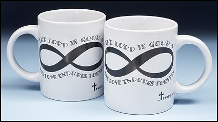 The Lord Is Good, Psalm 100:5 Mug