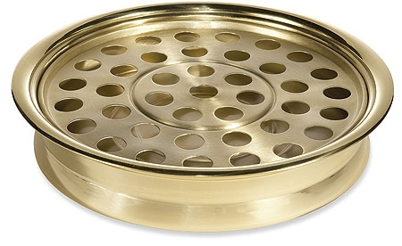 Solid Brass Communion Tray